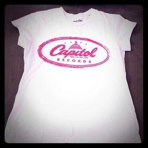 Capitol Records Logo tee
